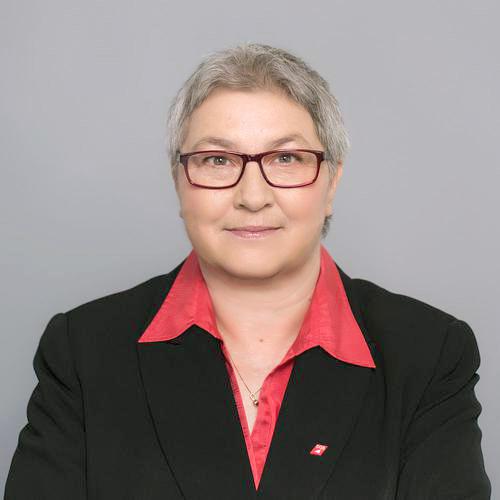 Elke Hannack, DGB, Foto: simone M. Neumann